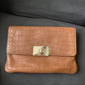 women s michael kors snake print bag on poshmark rh poshmark com